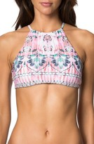 O'Neill Women's Starlis Macrame Bikini Top