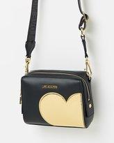 Love Moschino Crossbody Bag with Heart