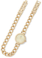 New York & Co. Chain-Link Wrap Watch