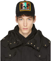 DSQUARED2 Black Canadian Dreaming Cap