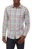 Robert Graham Men's Reddy Classic Fit Check Sport Shirt
