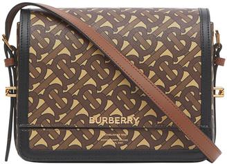Burberry Small Grace TB Monogram Crossbody Bag
