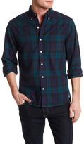 Bonobos Oxford Button Slim Fit Plaid Shirt