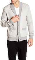 HUGO BOSS Shawl Collar Jacket