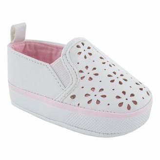 Baby Deer Girls' Flower Casual Sneaker Chop