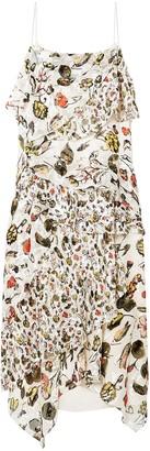 GREY JASON WU Knee-length dresses