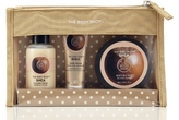 The Body Shop Shea Beauty Bag