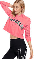 PINK Cropped Perfect Pullover