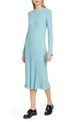 Simon Miller Wells Rib Midi Dress