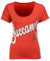 '47 Women's Tampa Bay Buccaneers Roundoff T-Shirt