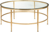 Safavieh Evelyn Coffee Table, Gold
