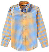 Brooks Brothers Little/Big Boys 4-20 Gingham Non-Iron Button-Down Shirt