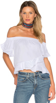 BCBGMAXAZRIA Trixy Top