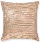 Oliver Bonas Sequin Velvet Cushion