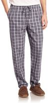 Hanro Paolo Long Flannel Check Pants