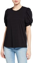 Thumbnail for your product : A.L.C. Kati Puff-Sleeve Tee