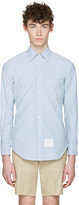 Thom Browne Blue Oxford Classic Shirt