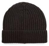 Iris von Arnim Carlos ribbed-knit cashmere beanie hat