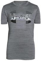 Under Armour Boy's 'Big Logo Hybrid' Heatgear T-Shirt