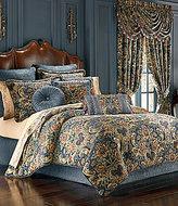 J Queen New York Cassandra Floral Chenille Comforter Set