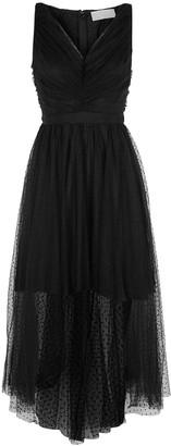 Keepsake See You Black Tulle Dress