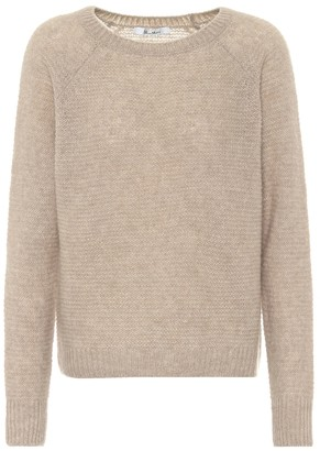 Max Mara Satrapo cashmere and silk sweater