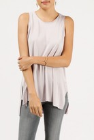 Azalea Modal Sleeveless Swing Tank