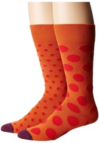 Paul Smith Odd Polka Sock