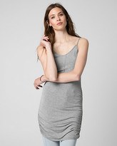 Le Château Jersey V-Neck Ruched Tunic