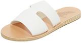 Ancient Greek Sandals Apteros Slides