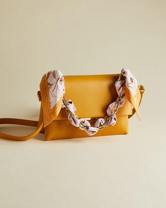 Ted Baker ELSY Leather cross body bag