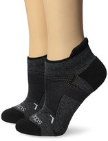 Saucony Unisex Elite XP Thermocool Crosspro Rundry Low Cut Tab Socks