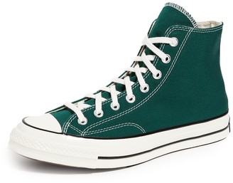 Converse Chuck 70 Organic Canvas High Top Sneakers