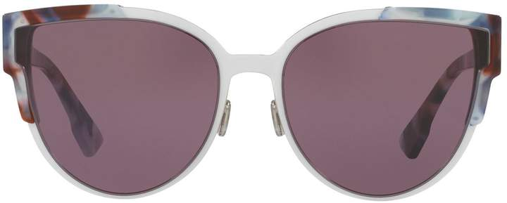 Christian Dior Wildly Oversize Cat-Eye Sunglasses