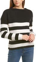 ATM Anthony Thomas Melillo Chenille Boat Neck Sweater