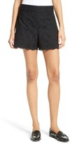 Kate Spade Women's Eyelet Embroidered Shorts