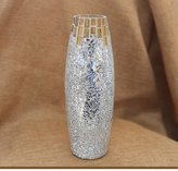WXTFQ simple glass vase/ living room tale decoration