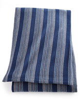 Pine Cone Hill Twin Cameroon Striped Blanket