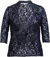 House of Fraser Chesca Cornelli trimmed lace jacket