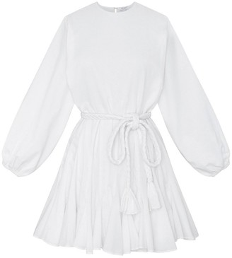 Rhode Resort Ella Dress in White