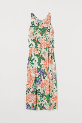 H&M MAMA Patterned nursing dress