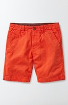 Toddler Boy's Mini Boden Chino Shorts
