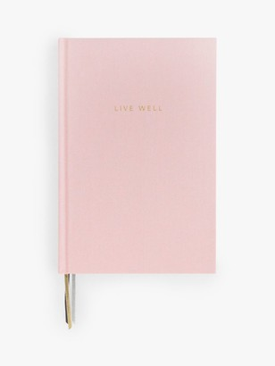 Caroline Gardner A5 Hardback Live Well Journal