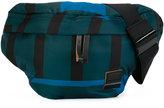 Marni x Porter-Yoshida printed belt bag - men - Calf Leather/Polyester - One Size