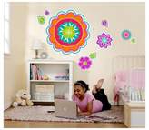 BuySeasons Flower Giant Wall Decal