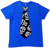 Micro Me Royal Sugar Skull Tie Tee - Infant, Toddler & Boys