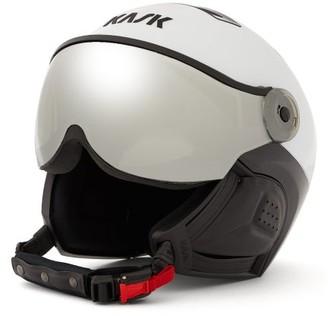 KASK Class Sport Goggle-visor Ski Helmet - White