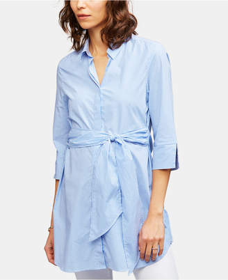 Isabella Oliver Maternity Tie-Front Shirt