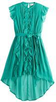 Disney D-signed Descendants 2 Girls 7-16 High-Low Ruffle Dress