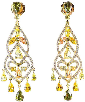 Sally Skoufis Luxe Chandelier Earrings